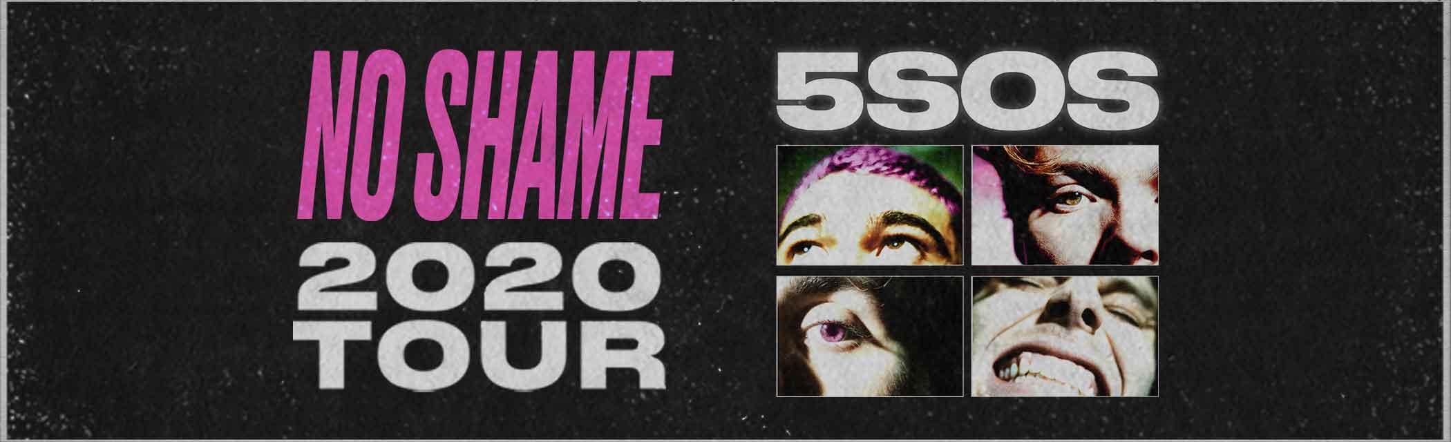NO SHAME 2021 TOUR