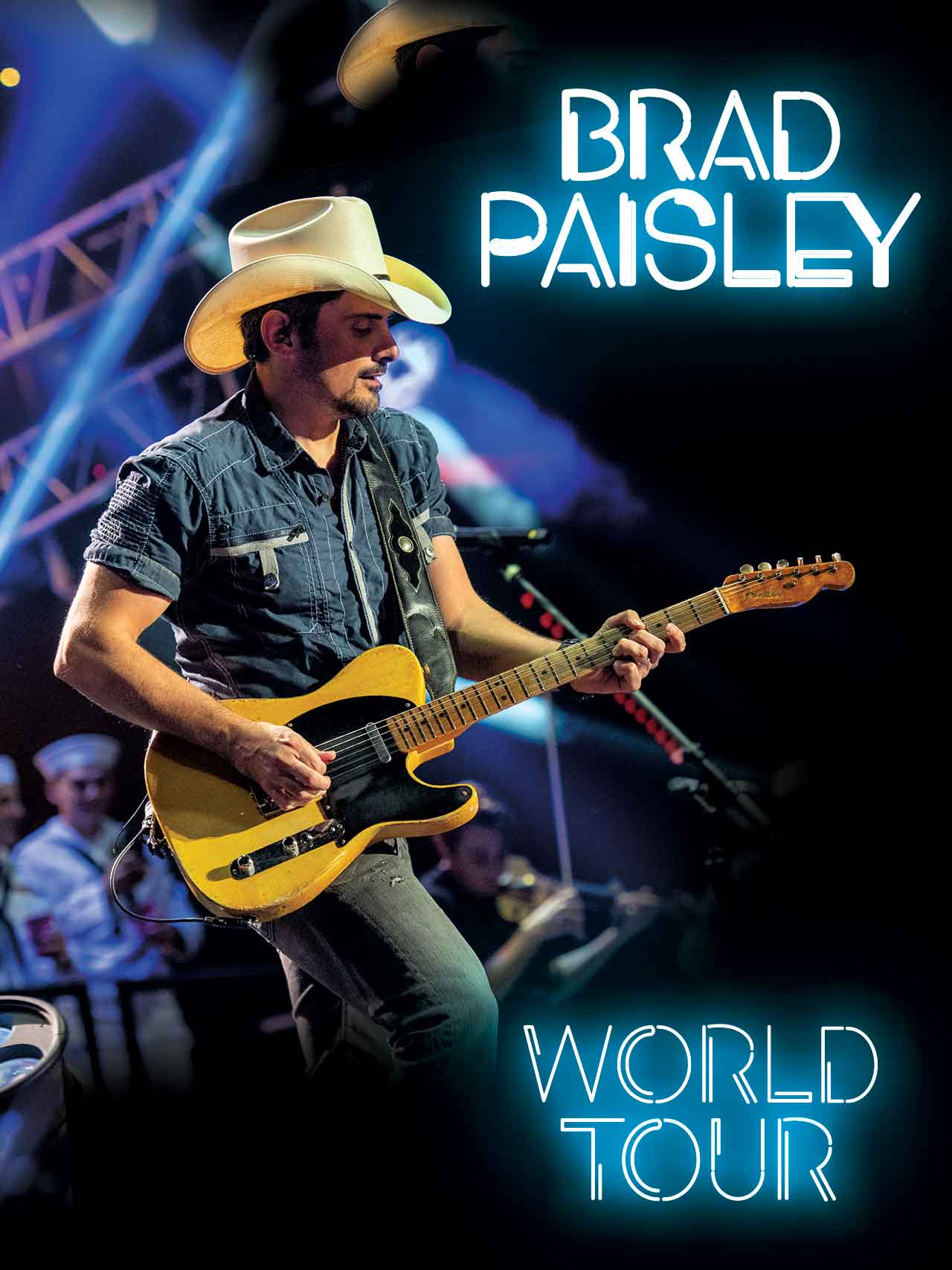 Brad Paisley World Tour 2020