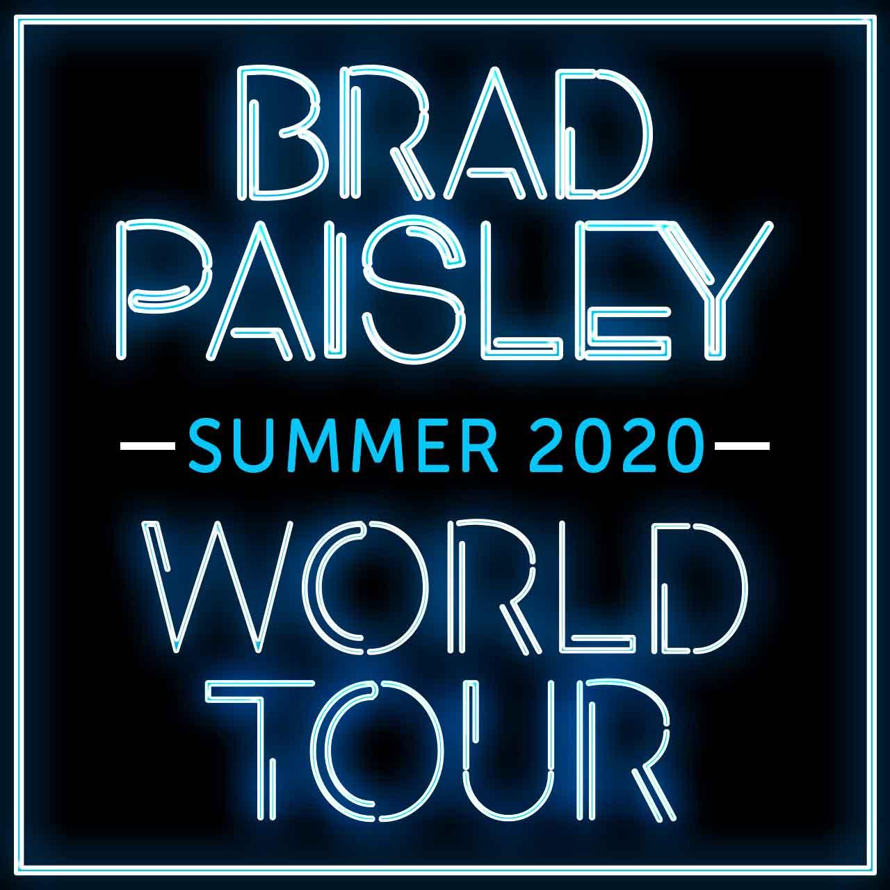 Summer 2020 World Tour