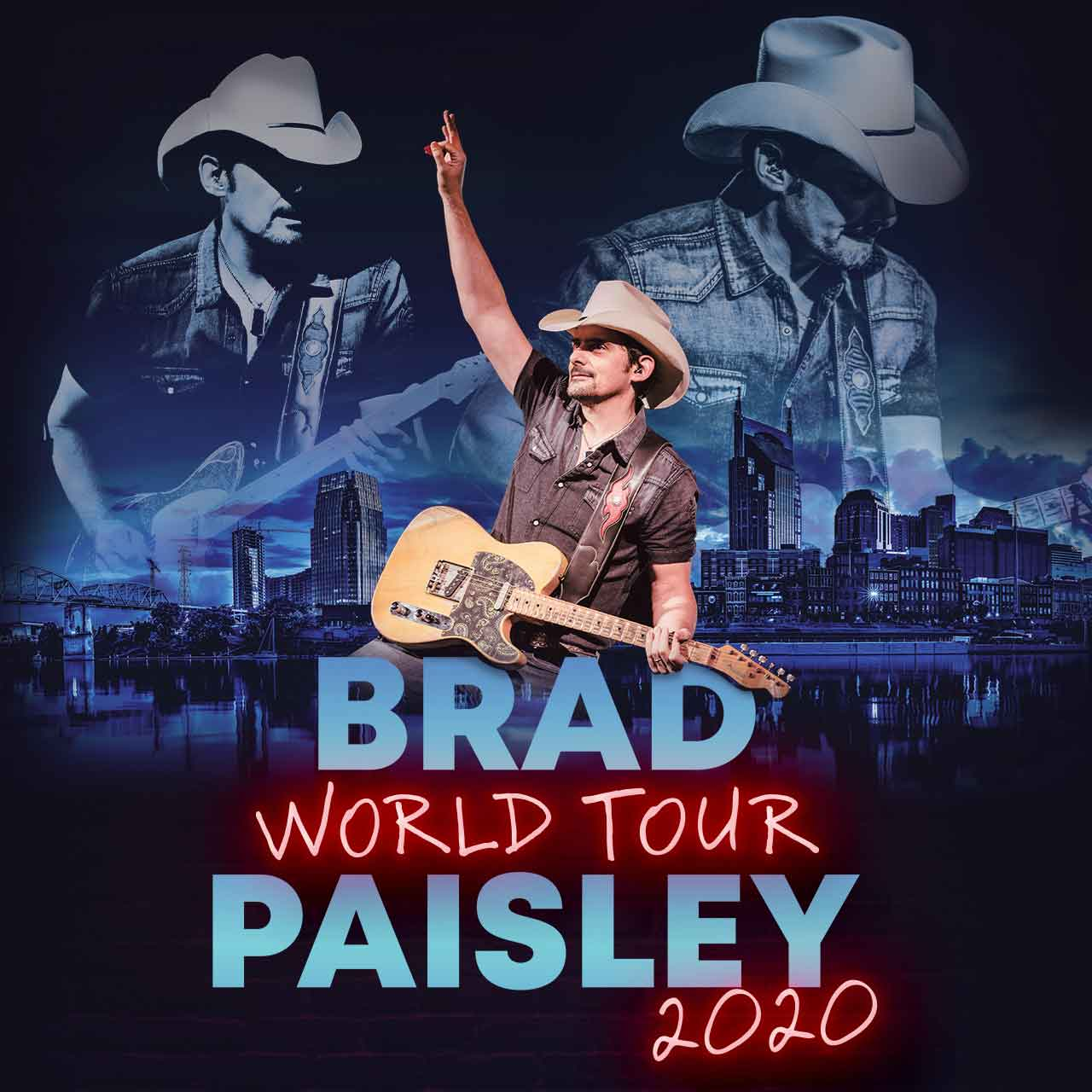 Summer 2020 World Tour