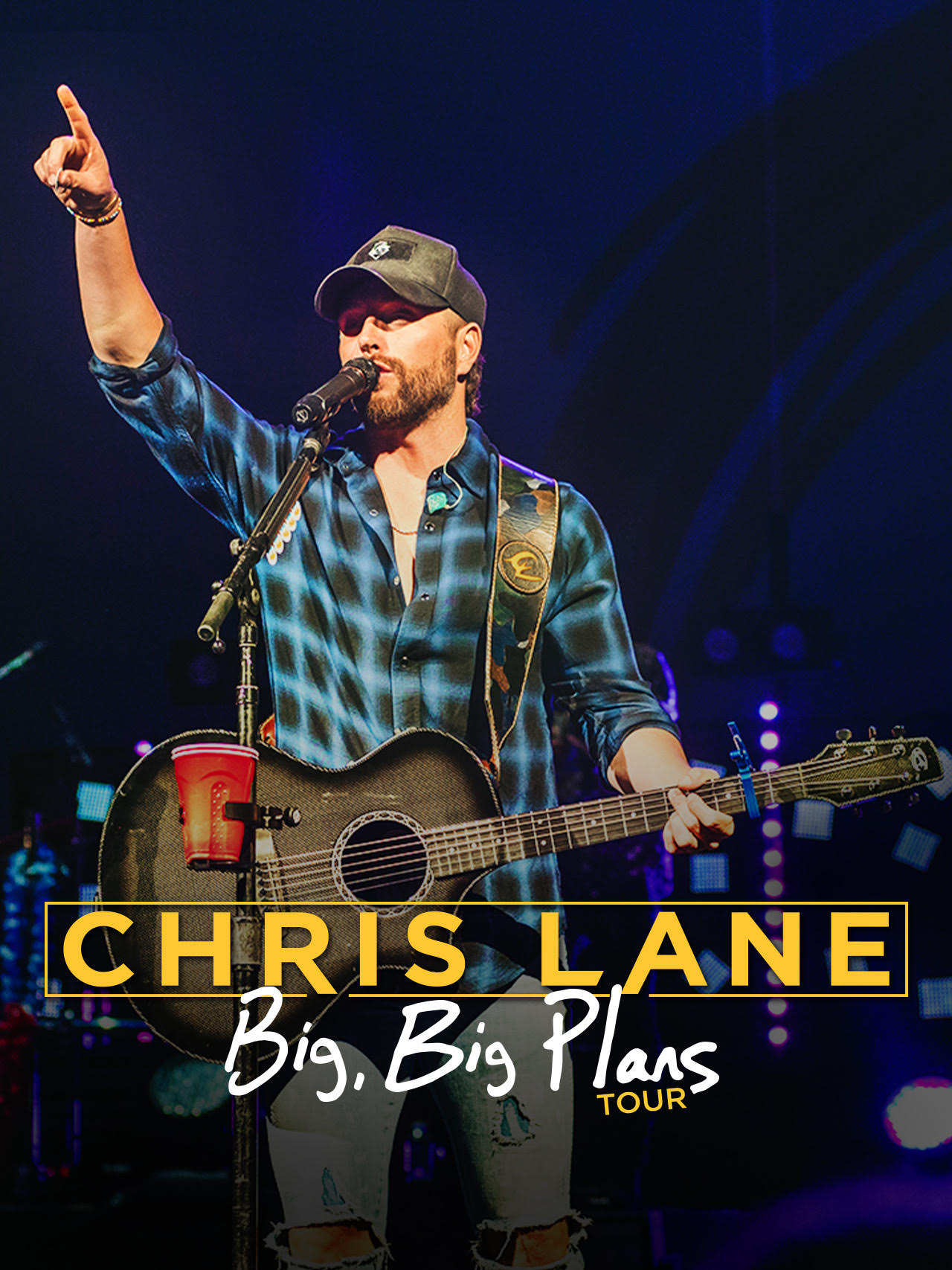 The Big, Big Plans Tour