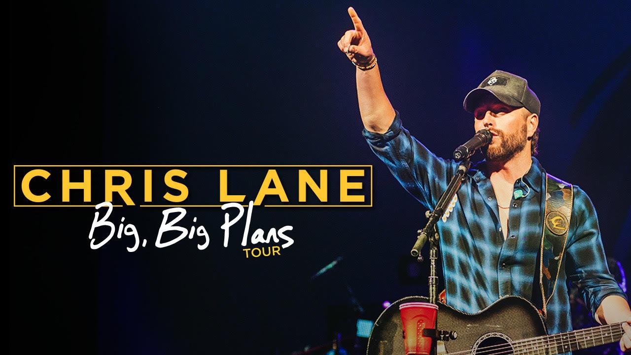 The Big, Big Plans Tour
