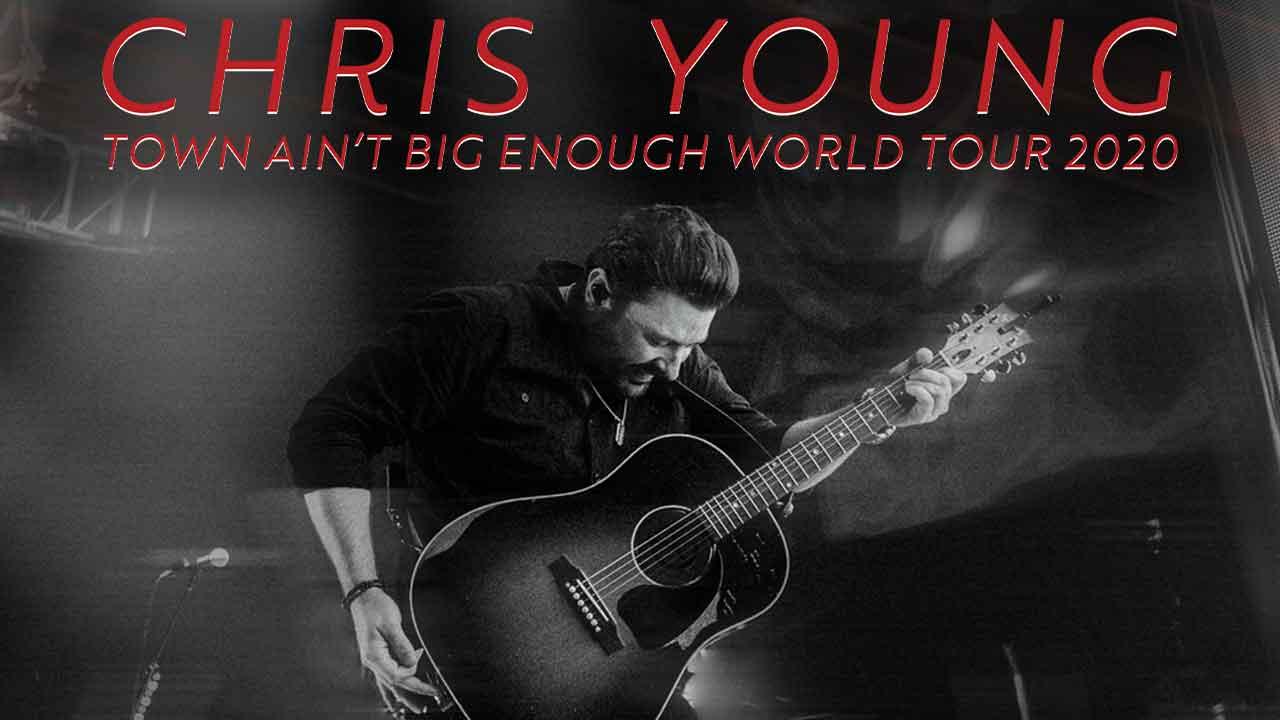 Town Ain't Big Enough World Tour 2020
