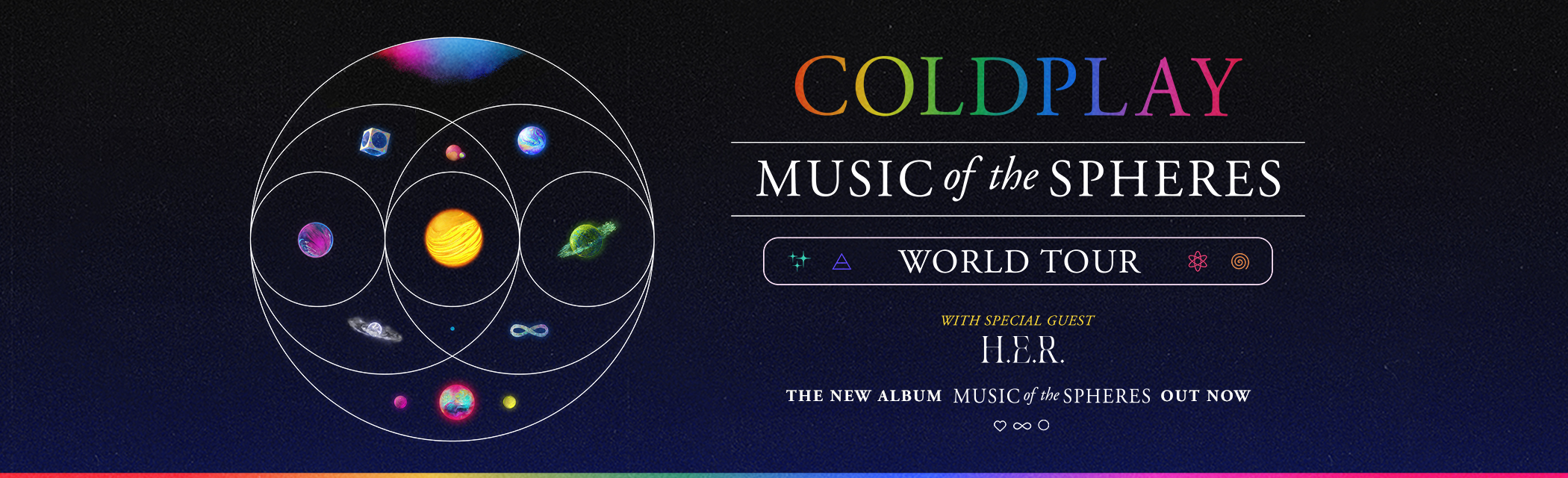 Music of the Spheres World Tour