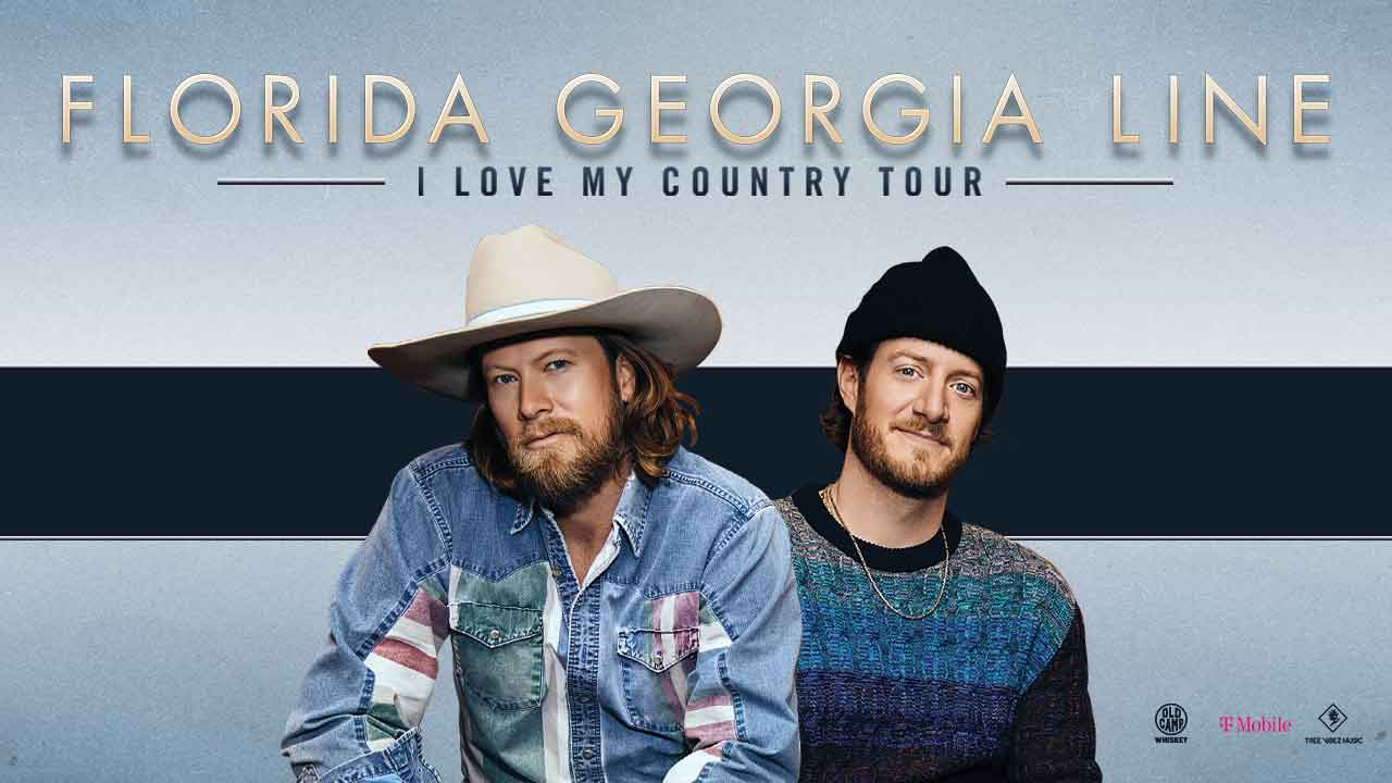 I Love My Country Tour