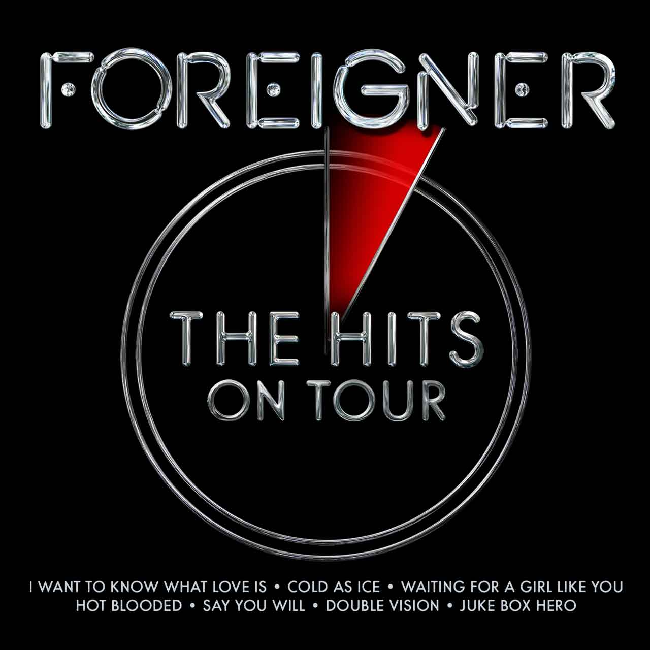 Foreigner Tour 2020.Foreigner The Hits On Tour