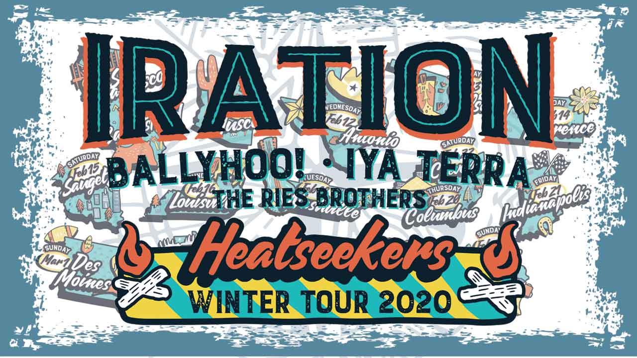 Heatseekers Winter Tour 2020