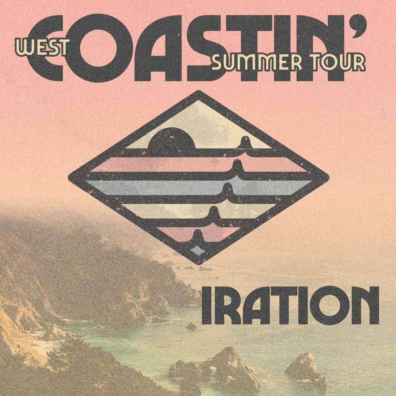 West Coastin' Summer Tour