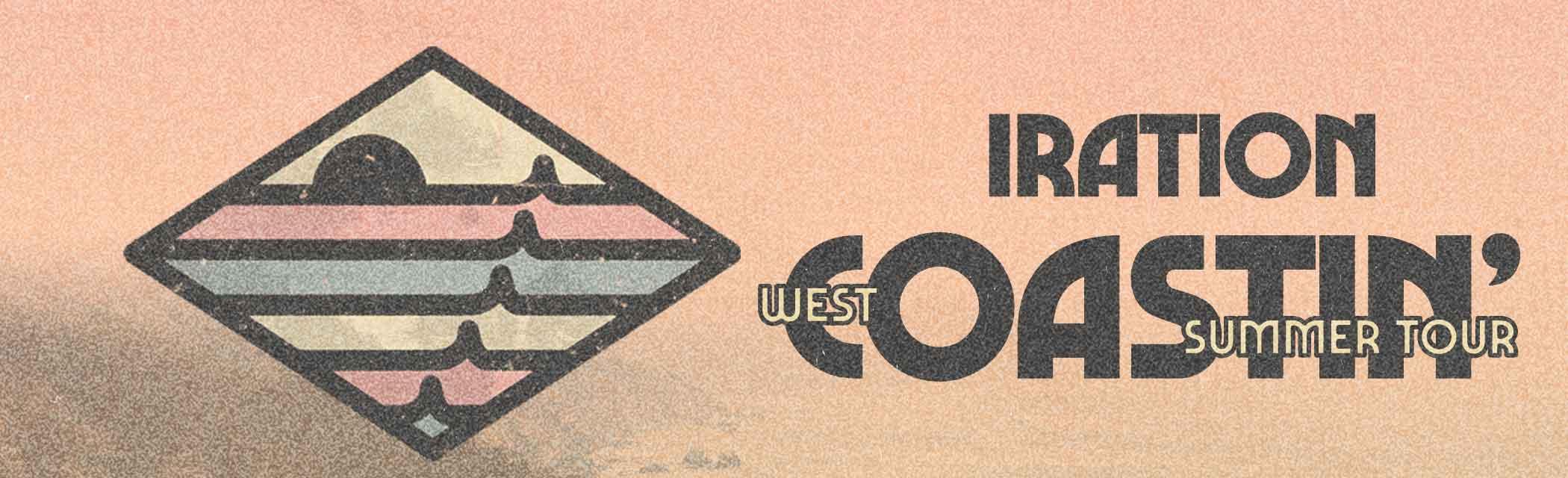 West Coastin' Summer Tour