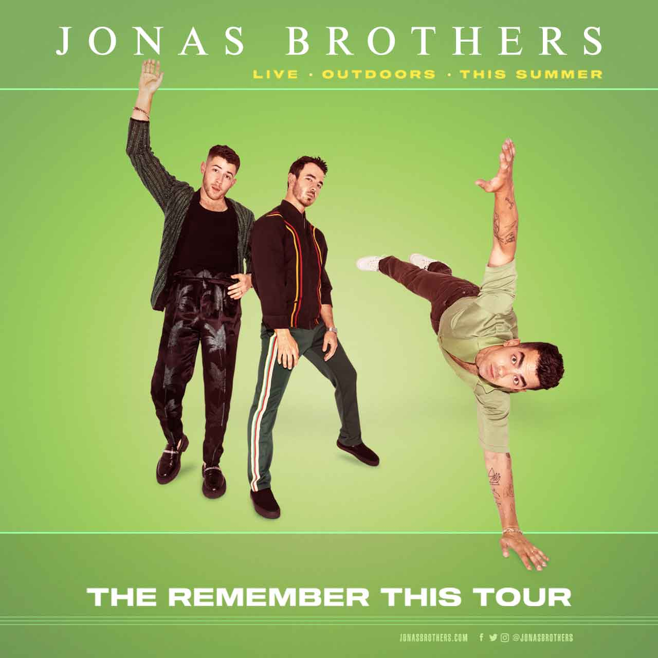 The Remember This Tour