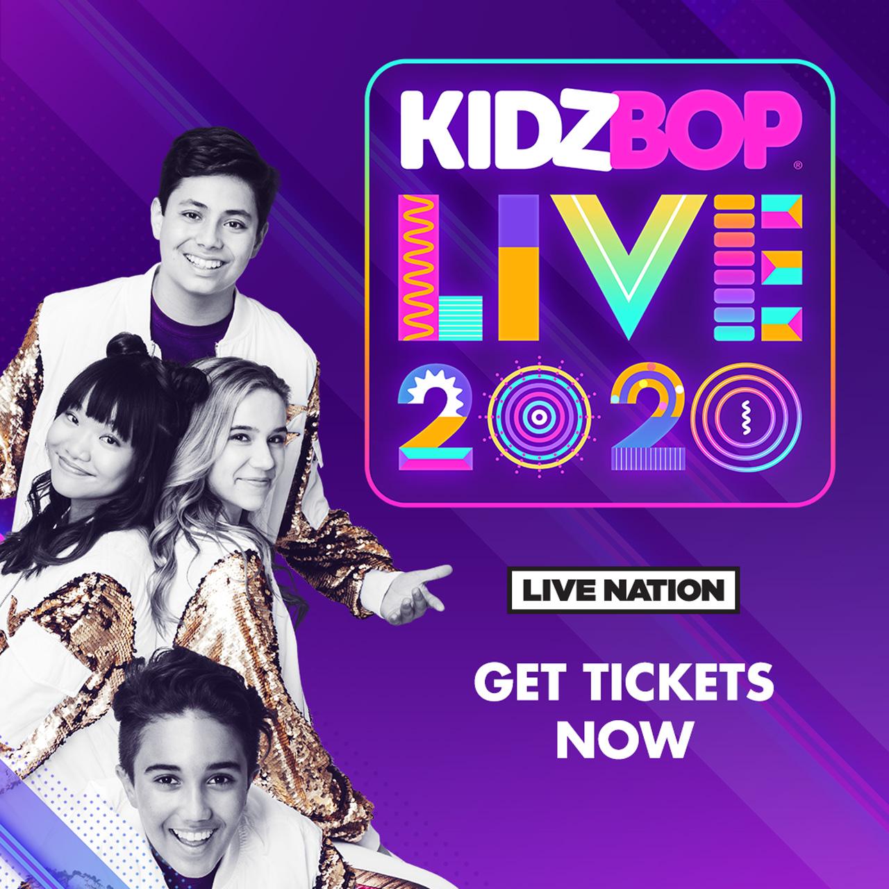 KIDZ BOP Live 2021 Tour