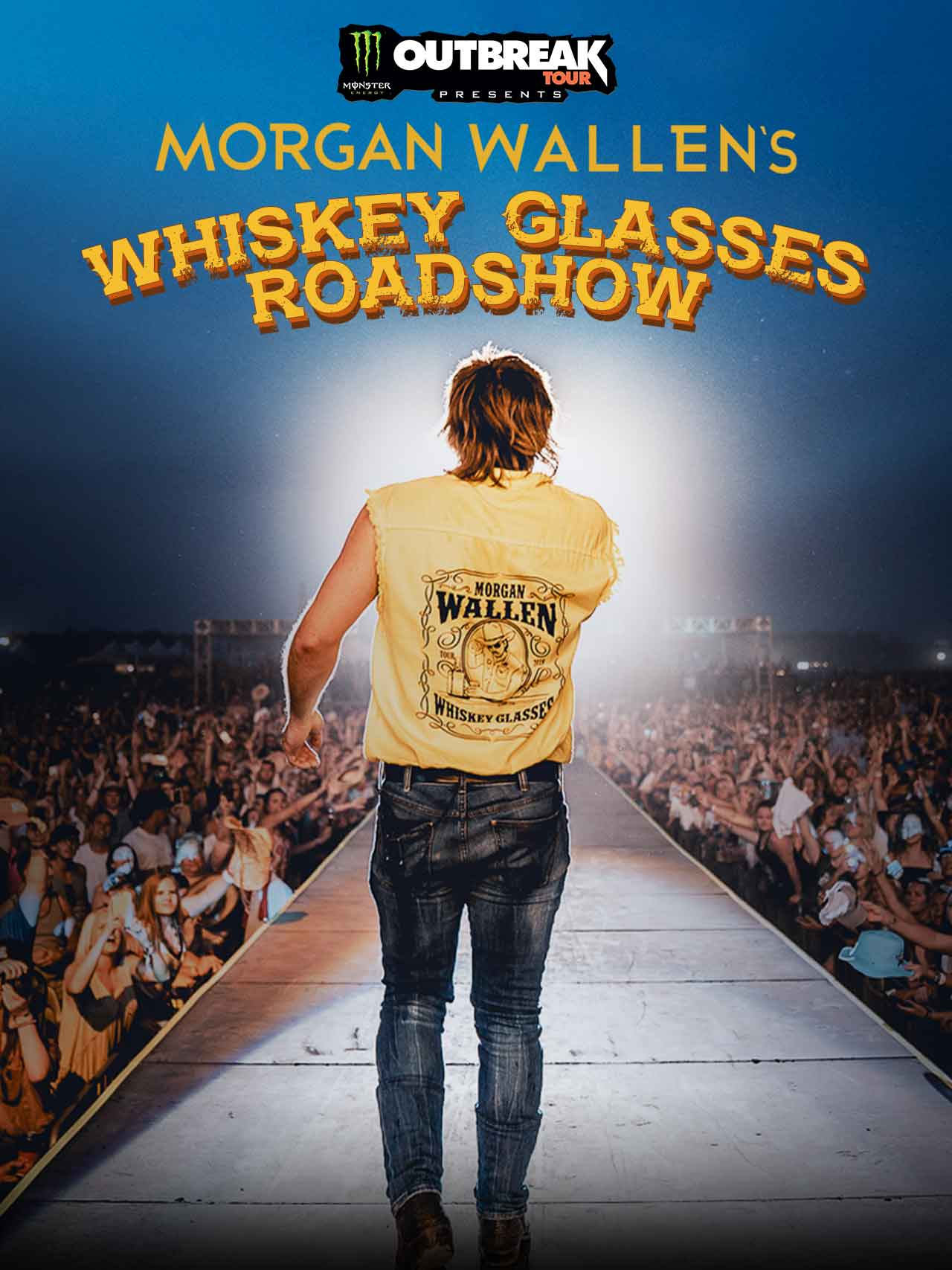 The Whiskey Glasses Road Show