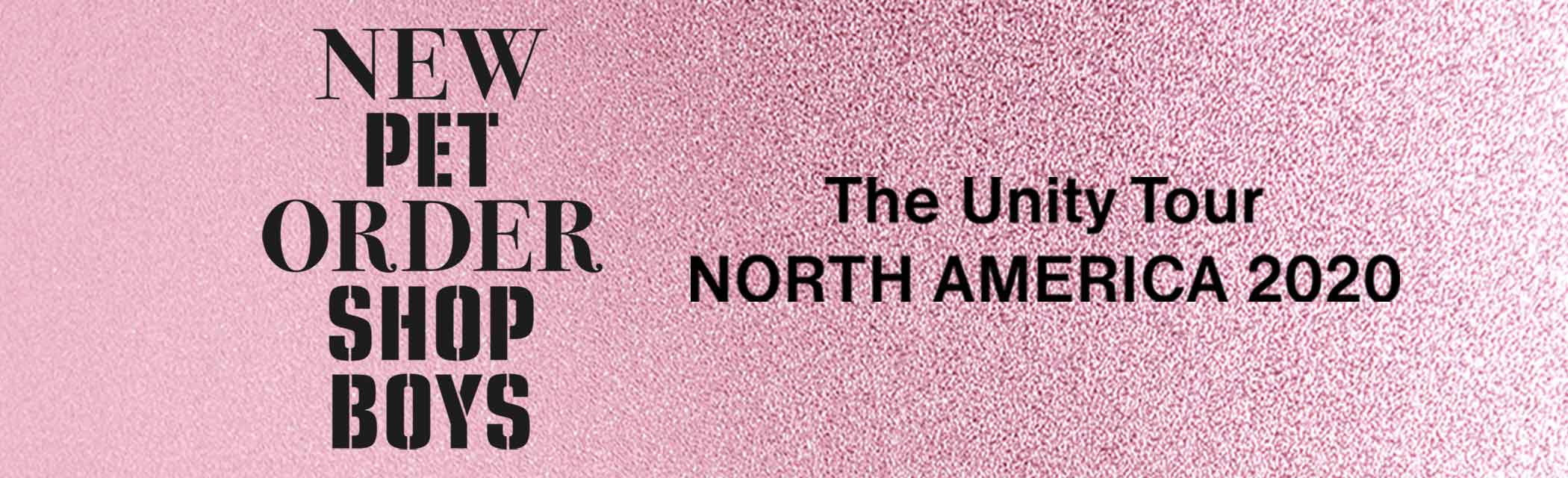 The Unity Tour North America 2020