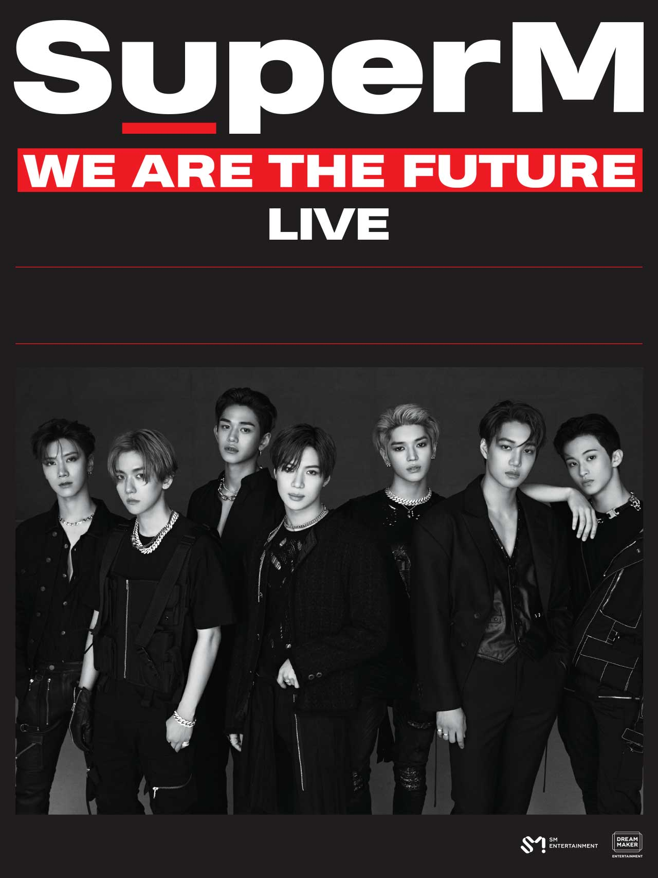 We Are The Future Live