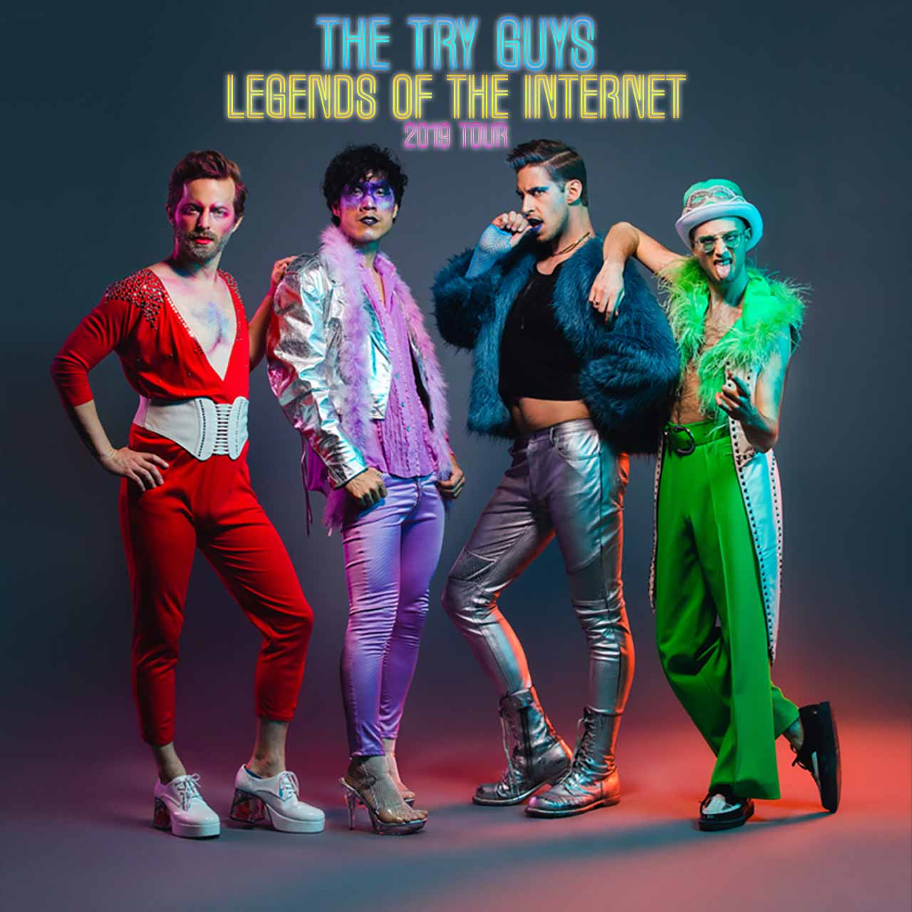 Legends of the Internet Tour - October