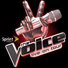 Sprint presents the Voice live on tour