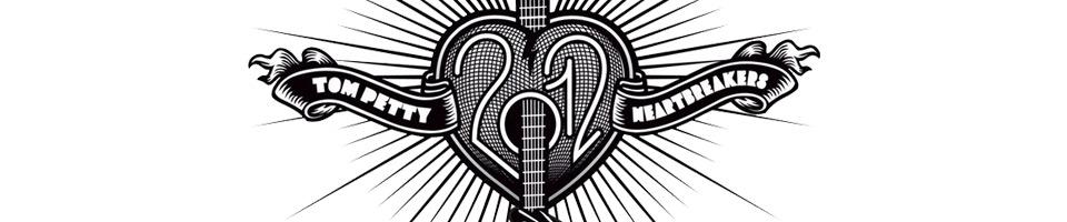 Tom Petty & The Heartbreakers 2012