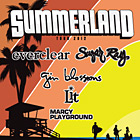 Summerland Tour 2012