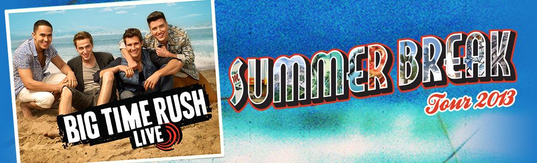 Summer Break Tour 2013
