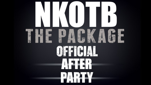 NKOTB After Party Hosted by Donnie Wahlberg with Special Guests Boyz II Men