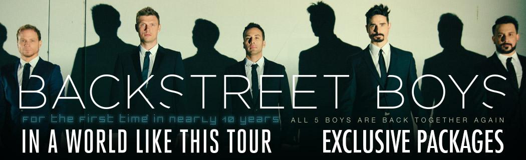 Backstreet Boys 2013