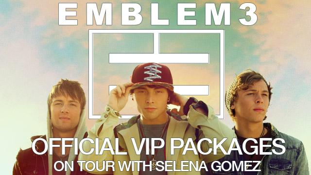 On Tour With Selena Gomez