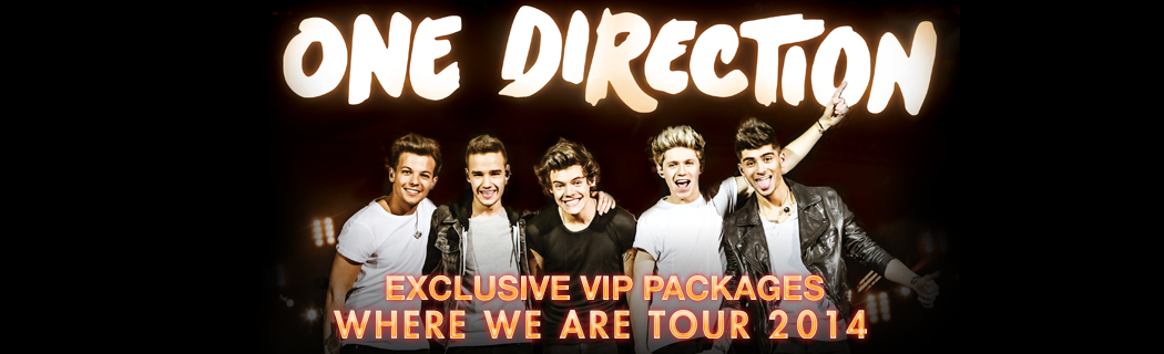Where We Are - North American Tour 2014