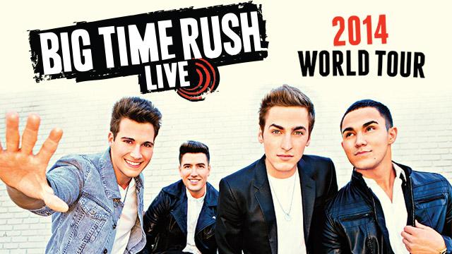 Live 2014 World Tour