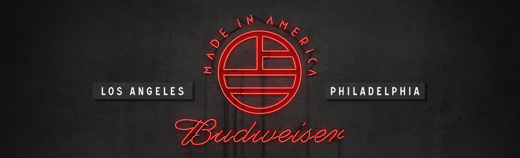 Budweiser Made In America 2014