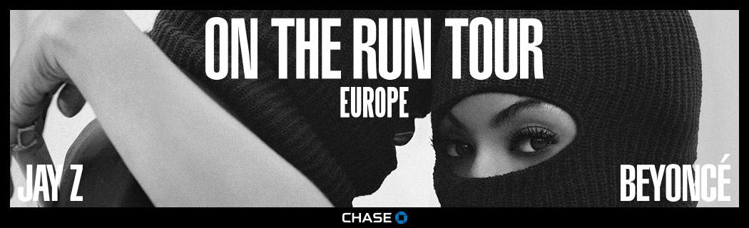 On The Run Europe