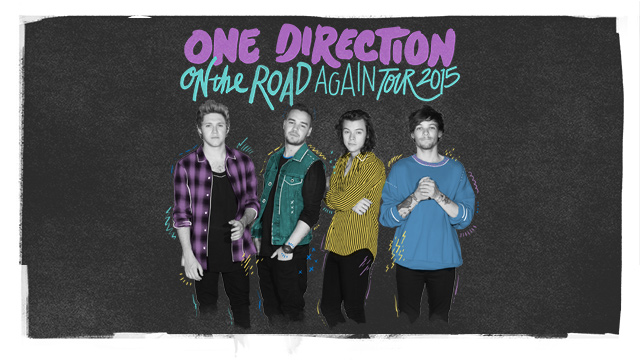 On The Road Again Tour 2015