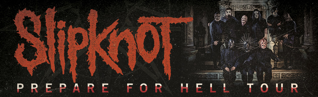 Prepare for Hell Tour - Spring 2015
