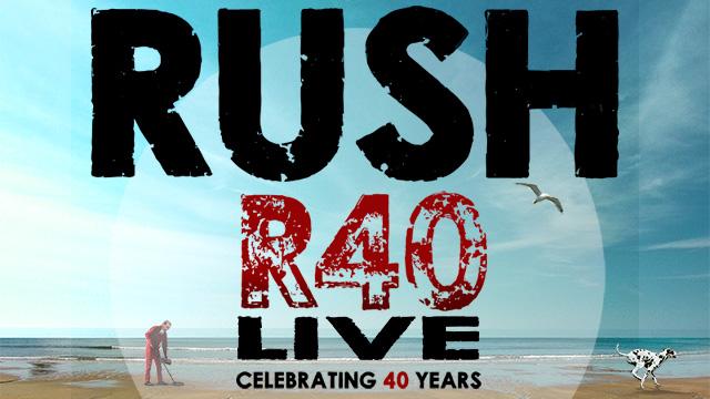 R40 LIVE Tour 2015