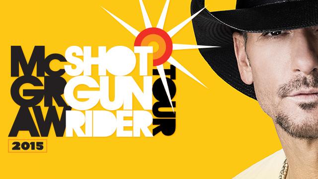 Shotgun Rider Tour 2015