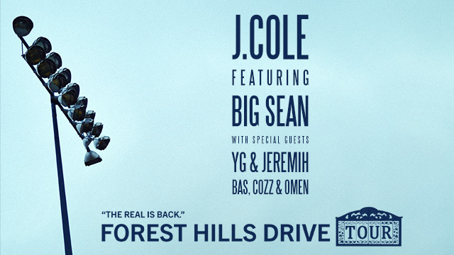 Forest Hills Drive Tour