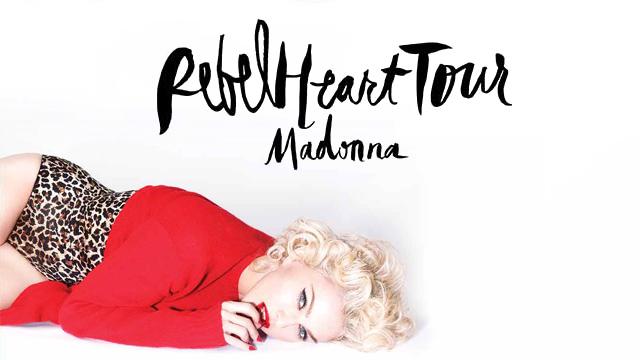 Rebel Heart Tour