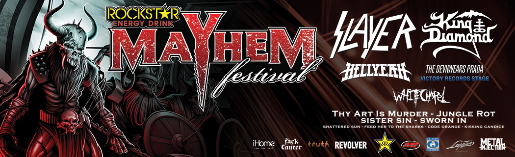 Mayhem Festival 2015