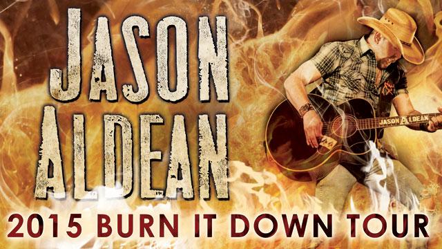 2015 Burn It Down Tour