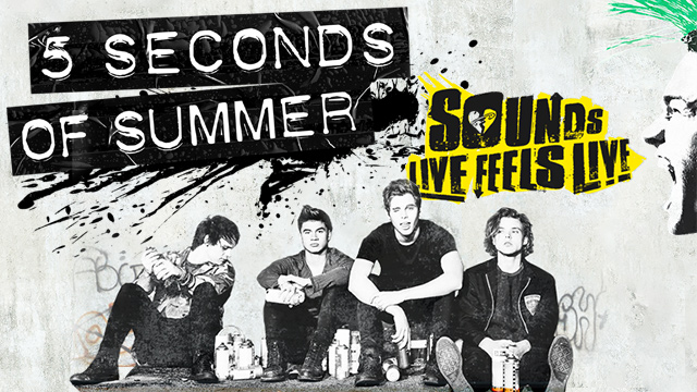 Sounds Live Feels Live