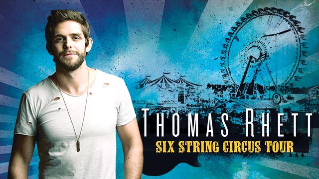 Six String Circus Tour