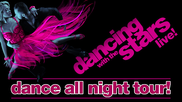 Dance All Night Tour!