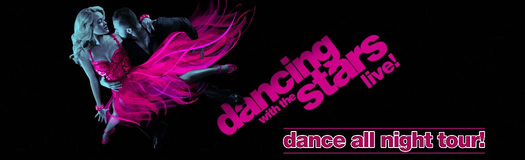 Dance All Night Tour!