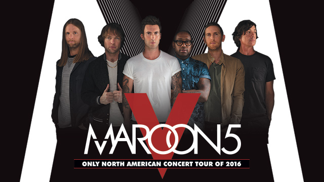 Only North American Concert Tour of 2016
