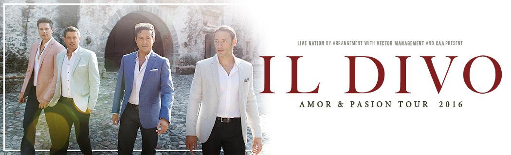 Amor & Pasion Tour 2016