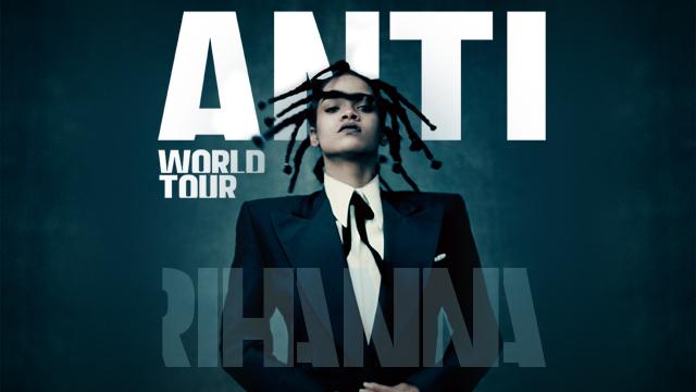 ANTI World Tour 2016