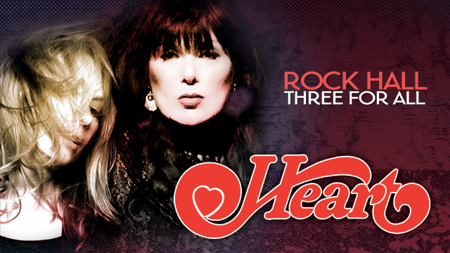 Heart with Joan Jett & The Blackhearts and Cheap Trick