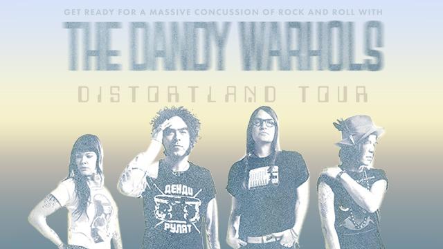 Distortland Tour