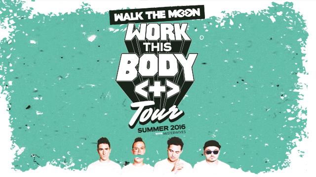Work This Body Tour