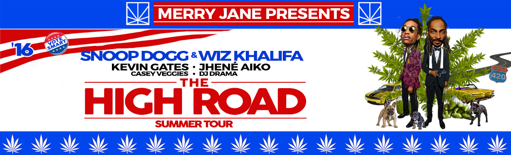 Merry Jane Presents: The High Road Tour