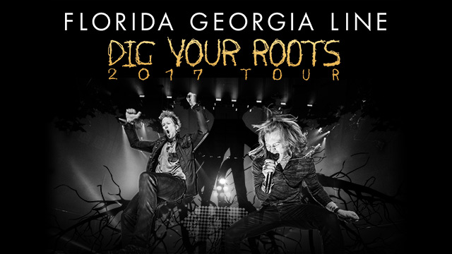 Dig Your Roots Tour 2017